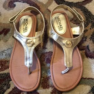 Michael Kors Shoes - Michael Kors kids shoes size 2 good condition
